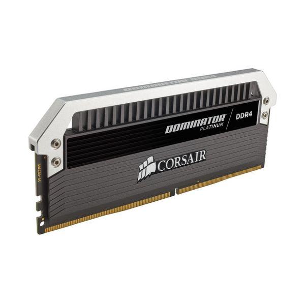Memória RAM Corsair 32GB Dominator Platinum (4x 8GB) DDR4 3600MHz PC4-28800 - CMD32GX4M4B3600C16