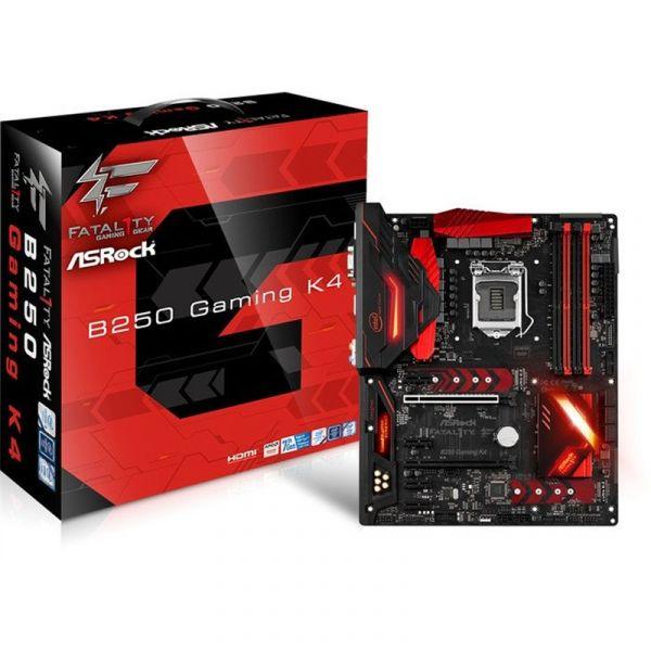 Motherboard AsRock B250 Gaming K4 - 90-MXB410-A0UAYZ