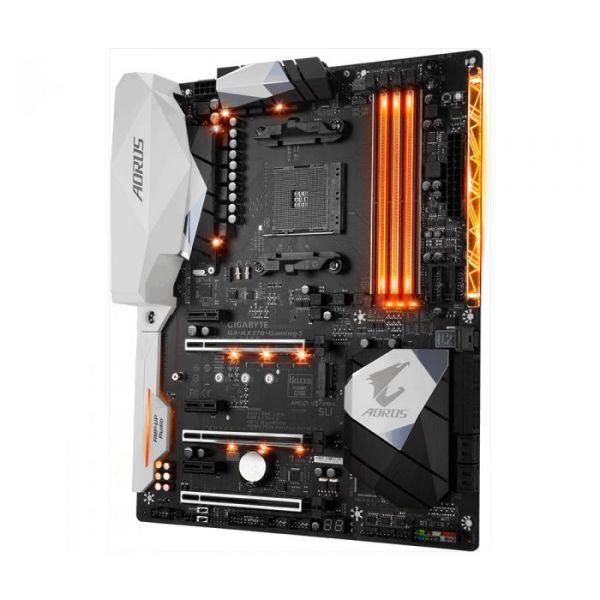 Motherboard GigaByte AX370 Gaming 5 - GAAX37GM5-00-GA