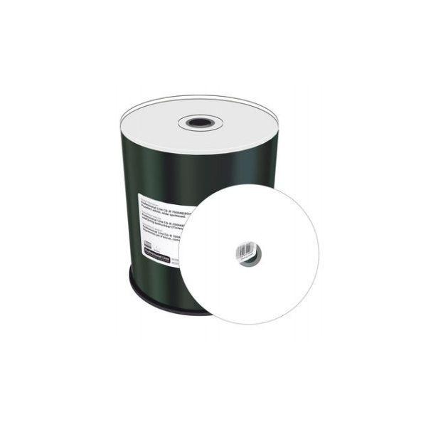 Mediarange CD-R Linha Profissional Imprimível Branco 52x Pack 100 - MRPL501-C