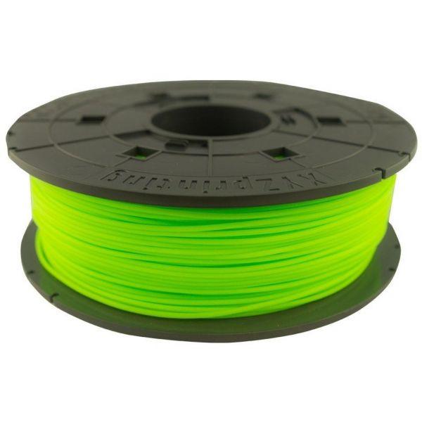 XYZprinting Filamento PLA Neon Green 600g - RFPLCXEU0AD