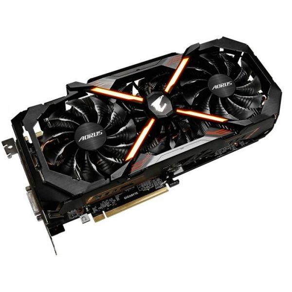 Gigabyte GeForce GTX1080 Aorus Xtreme Edition 8GB GDDR5X - GV-N1080AORUS-X-8GD