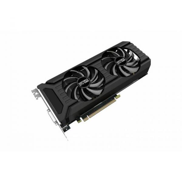 Palit GeForce GTX1080 Dual OC 8GB GDDR5 NEB1080U15P2D