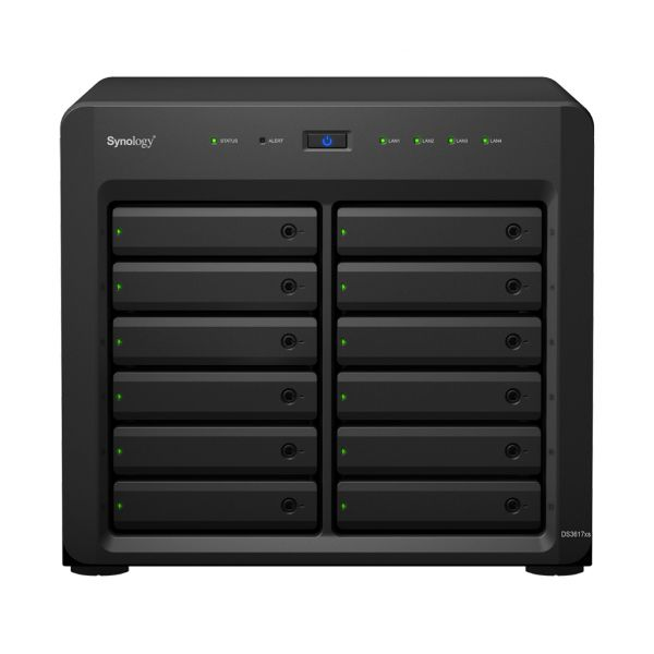 Synology DiskStation 2 Baias DS3617xs
