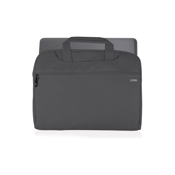 """SBS Bag with handles for Tablet up to 13"""" Grey - TANBSLEAVEBAG13K"""