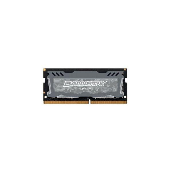 Memória RAM Crucial 16GB Ballistix Sport LT DDR4 2666MHz PC4-21300 CL16 - BLS16G4S26BFSD