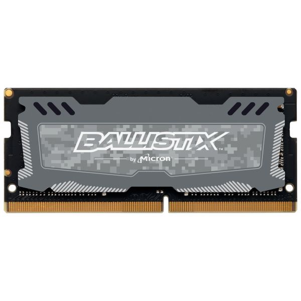 Memória RAM Crucial 8GB Ballistix Sport LT DDR4 2666MHz PC4-21300 CL16 - BLS8G4S26BFSD