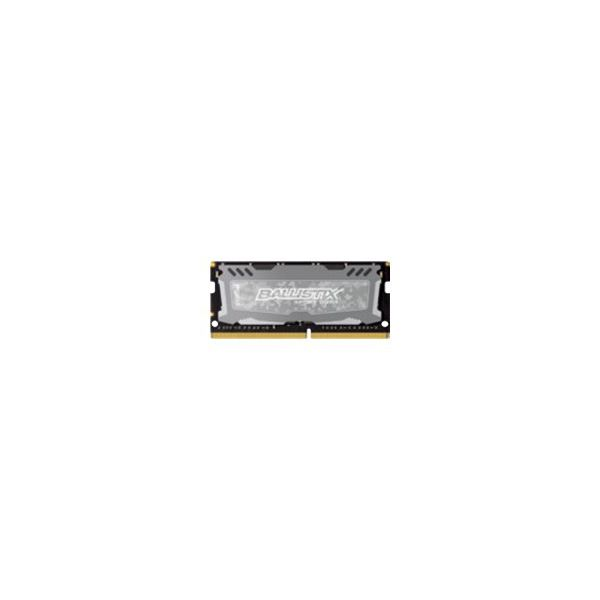Memória RAM Crucial 4GB Ballistix Sport LT DDR4 2666MHz PC4-21300 CL16 - BLS4G4S26BFSD