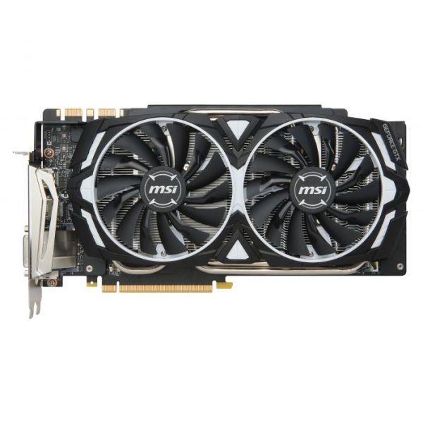 MSI GeForce GTX1080 Ti ARMOR OC 11GB GDDR5X - V360-010R