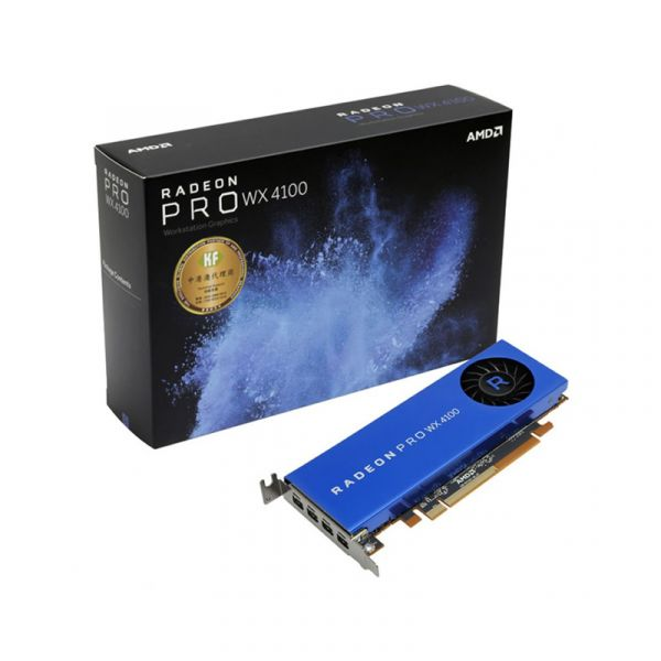 AMD Radeon Pro WX 4100 4GB GDDR5 - 100-506008