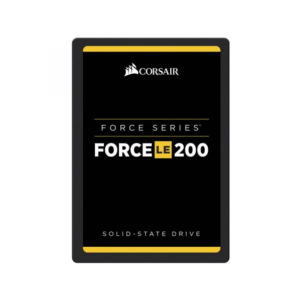Corsair 120GB Force Series LE200 2.5 SATA III SSD - CSSD-F120GBLE200