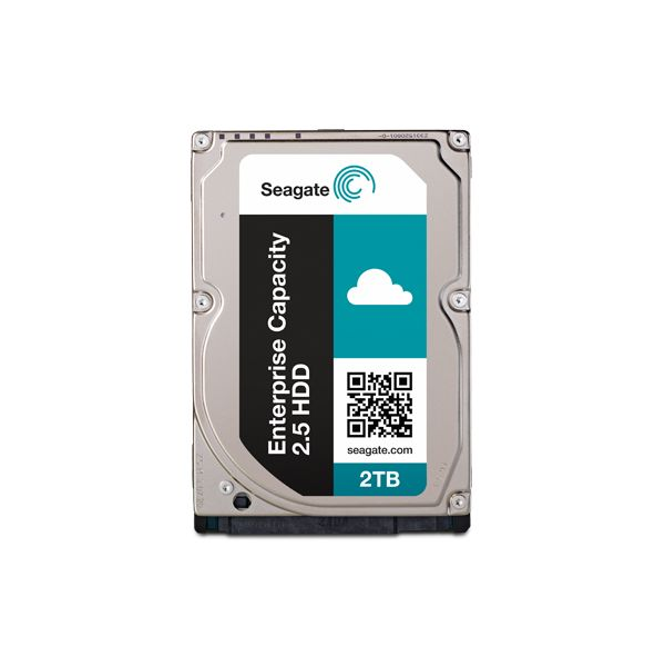 Seagate 2TB Enterprise Capacity 2.5 SATA III 4KN - ST2000NX0243
