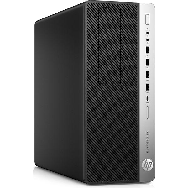HP ProDesk 600 G3 MT i3-7100 4GB 1TB DVD+/-RW Win10 Pro - 1HK55EA