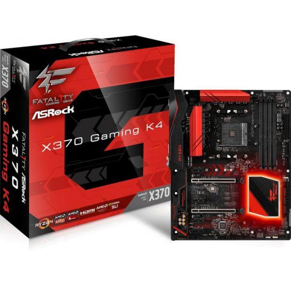 Motherboard AsRock FATAL1TY X370 Gaming K4 - 90-MXB550-A0UAYZ