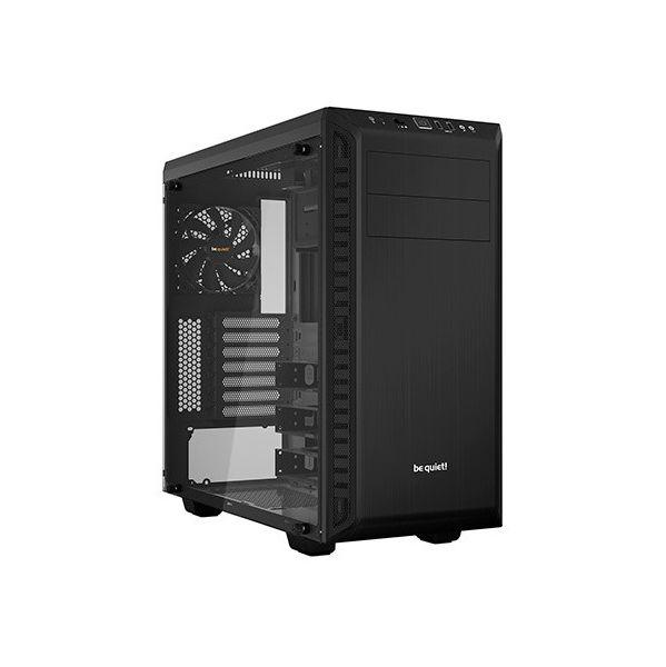 Be Quiet! Pure Base 600 Black Window - BGW21
