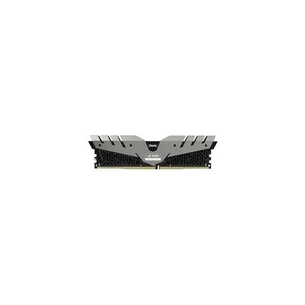 Memória RAM Team 16GB T-Force Dark ROG (2x 8GB) DDR4 3000MHz CL16 Red - TDRRD416G3000HC16CDC01