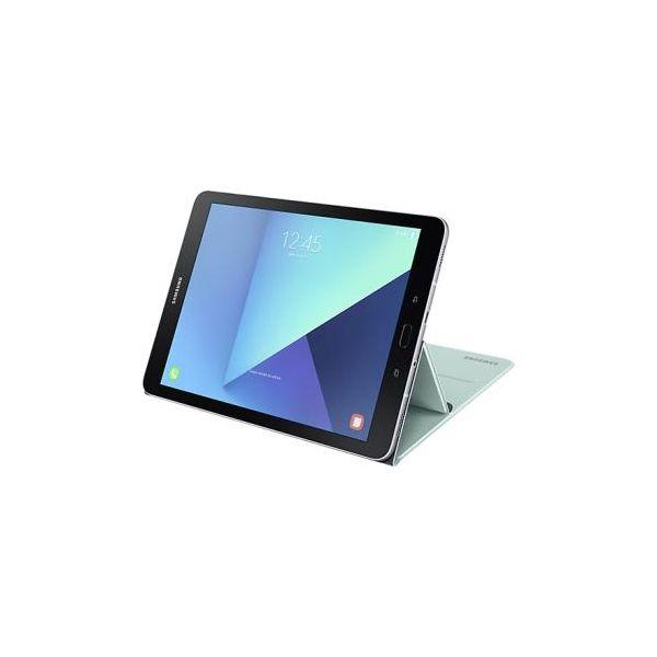 """Samsung Capa Book Cover para Galaxy Tab S3 9.6"""" Green - EF-BT820PGEGWW"""