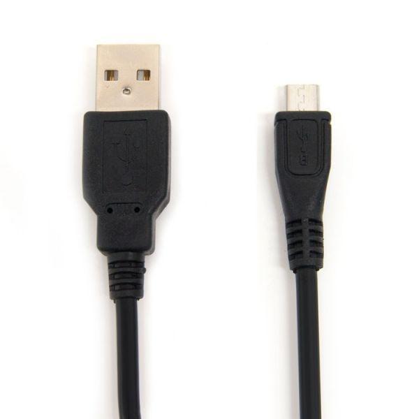 Tech Fuzzion Cabo USB 2.0-Micro USB 0.5m