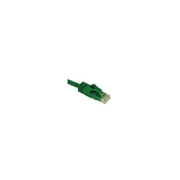 C2G Cat6 Booted Unshielded (UTP) Network Patch Cable 7 m Green