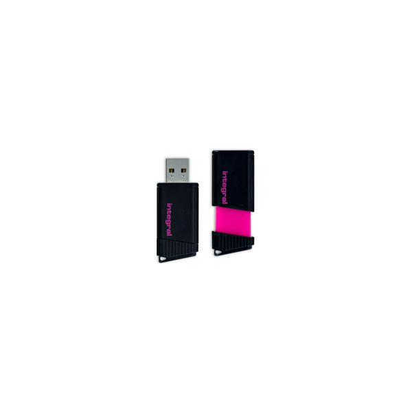 Integral 8GB Pulse Pink USB 3.0
