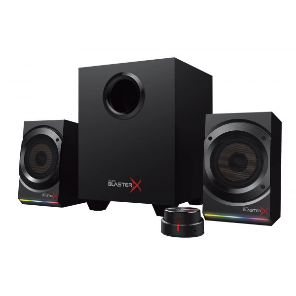 Creative Sound BlasterX Kratos S5 Black