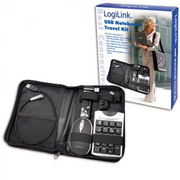 Logilink Kit Viagem Notebook - UA0010A