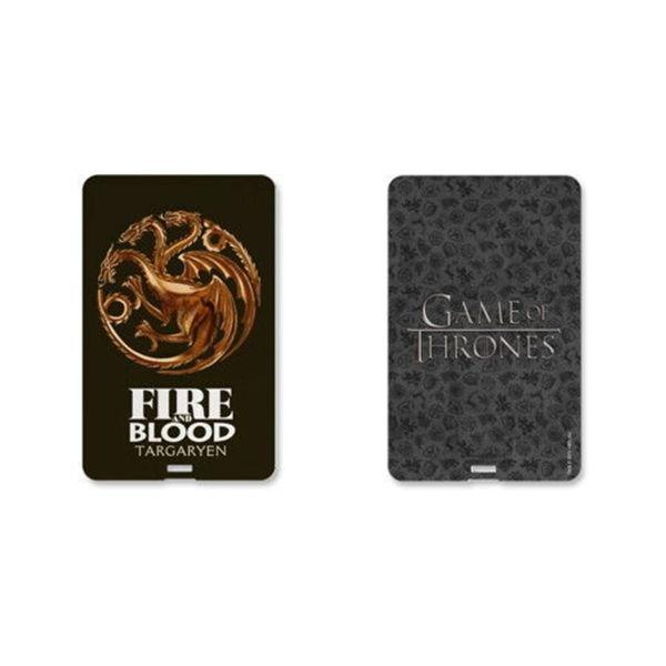 Tribe 8GB Card USB GoT Targaryen