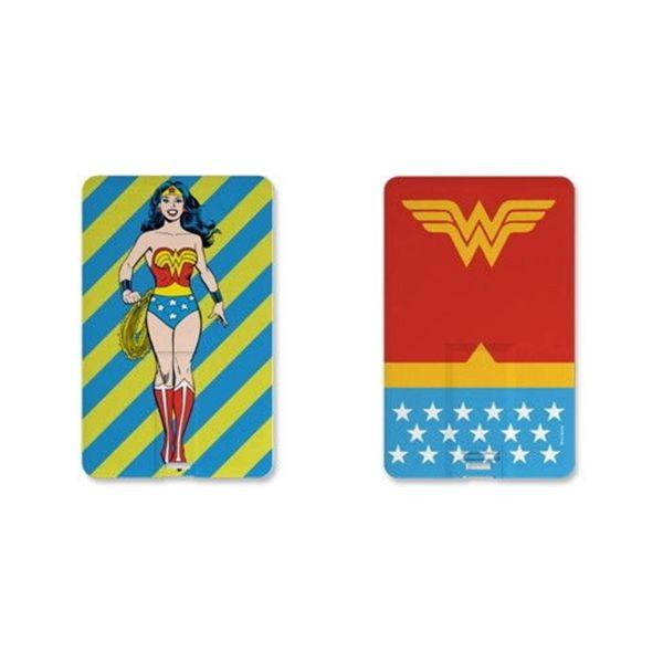 Tribe 8GB Card USB DC WonderWoman