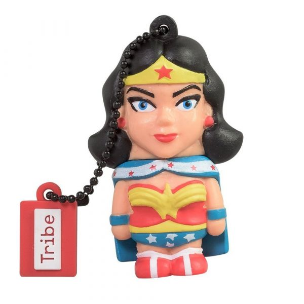 Tribe 16GB Pen USB DC Wonderwoman