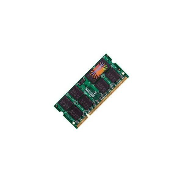Memória RAM Transcend 1Gb DDR2 667MHz PC5300 - JM667QSJ-1G