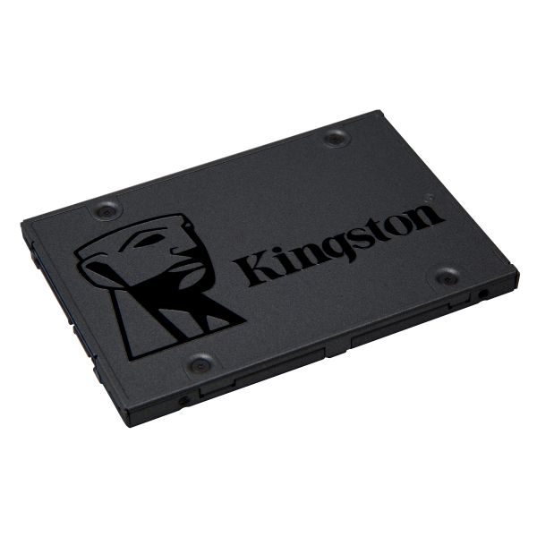 Disco SSD Kingston 120GB SSD A400 2.5 SATA III - SA400S37/120G