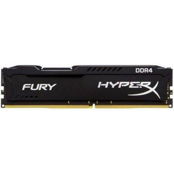 Memória RAM Kingston 16GB HyperX Fury DDR4 2666MHz CL16 Black - HX426C16FB/16