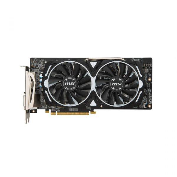 MSI Radeon RX580 ARMOR OC 8GB GDDR5 - 912-V341-064