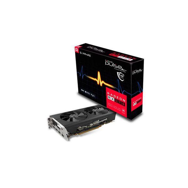 Sapphire Radeon RX570 Pulse 4GB GDDR5 - 11266-04-20G