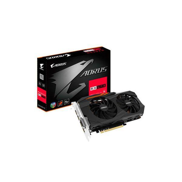 Gigabyte Radeon RX570 AORUS 4GB GDDR5 - GVRX570A4-00-G