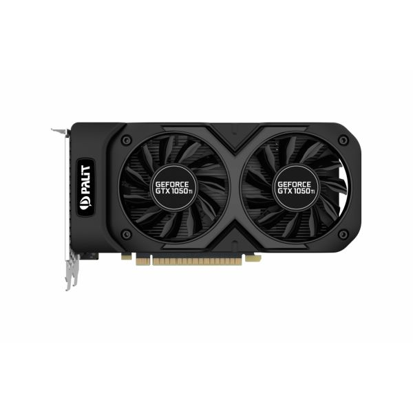 Palit GeForce GTX1050 Ti Dual OC 4GB GDDR5 - NE5105TS18G1D
