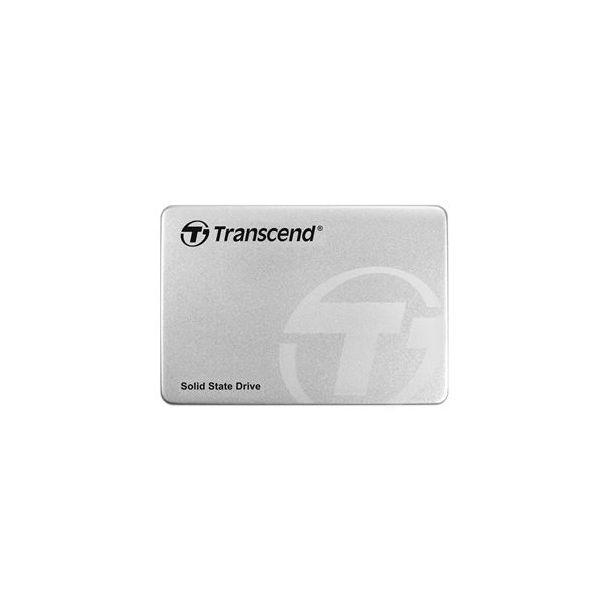 """Transcend 128GB 2.5"""" SATA III MLC SSD - TS128GSSD370S"""