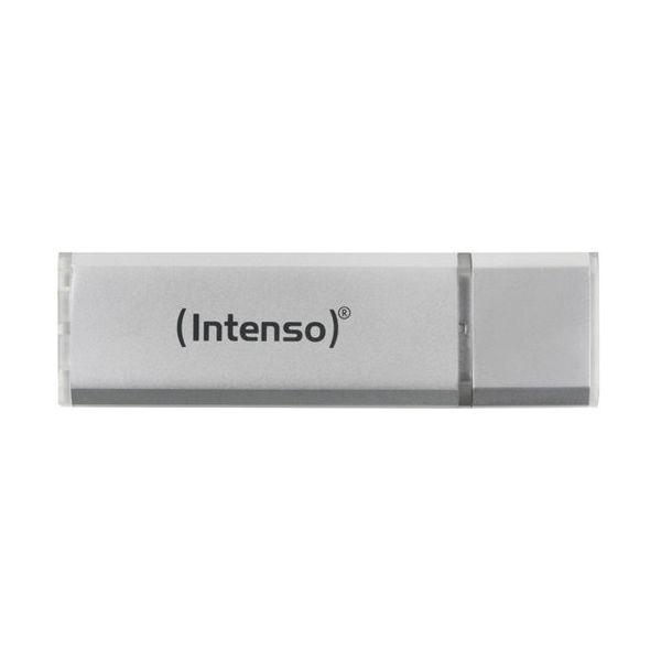 Intenso 16GB Alu Line USB 2.0 Silver