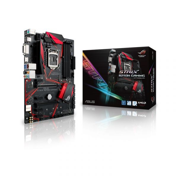 Motherboard Asus ROG Strix B250H Gaming - 90MB0TS0-M0EAY0