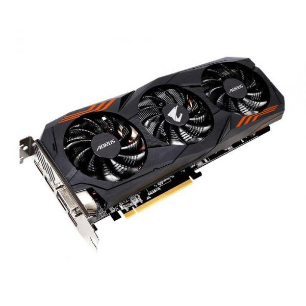Gigabyte GeForce GTX 1060 AORUS (9Gbps) 6GB GDDR5 - GV-N1060AORUS-6GD