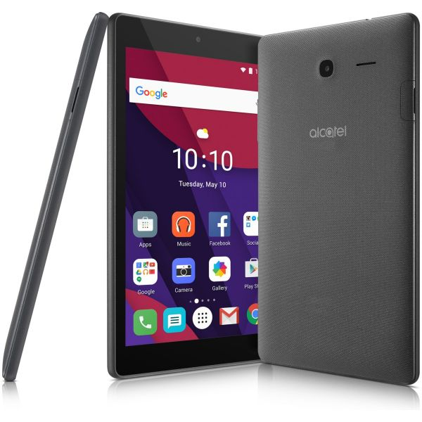 "Tablet Alcatel Pixi4 7"" Quad-Core 1.3GHz 1GB/8GB Dark Grey - 8063-3CALPT1"