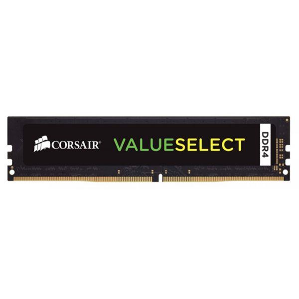 Memória RAM Corsair 16GB Value Select DDR4 2400MHz PC4-19200 CL16 - CMV16GX4M1A2400C16