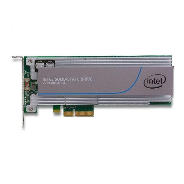 Intel 1.2TB DC P3600 Series 2.5 SSD PCI-E- SSDPEDME012T401