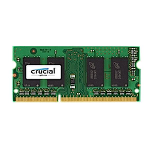 Memória RAM Crucial 2GB DDR3L 1600MHz PC3L-12800 CL11 - CT25664BF160BA