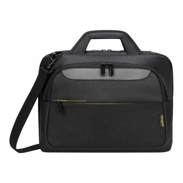 "Targus CityGear 14"" Topload Laptop Case Black - TCG455EU"