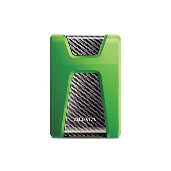 Disco Externo ADATA 2TB Durable HD650X 2.5 USB 3.0 Green - AHD650X-2TU3-CGN