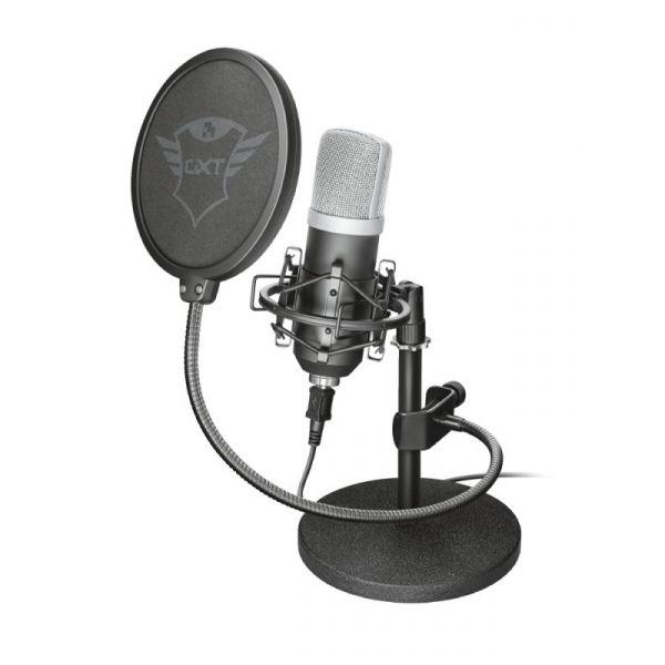 Trust Microfone Emita USB Studio - 21753