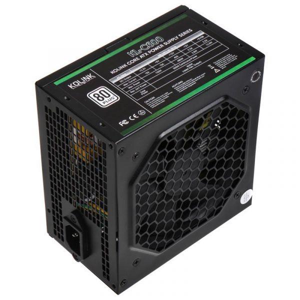 Kolink 600W Core Series 80Plus - KL-C600