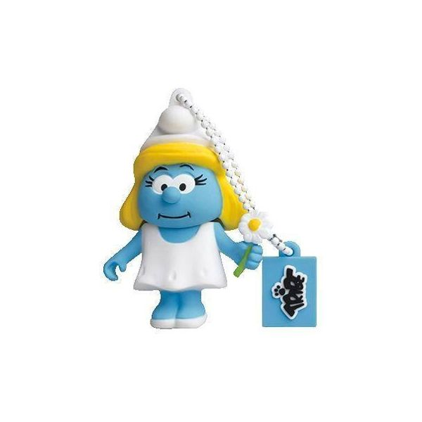 Tribe 16GB Pen USB The Smurfs Smurfette
