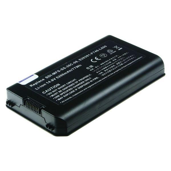 2-Power Bateria para Portátil S26391-F746-L600